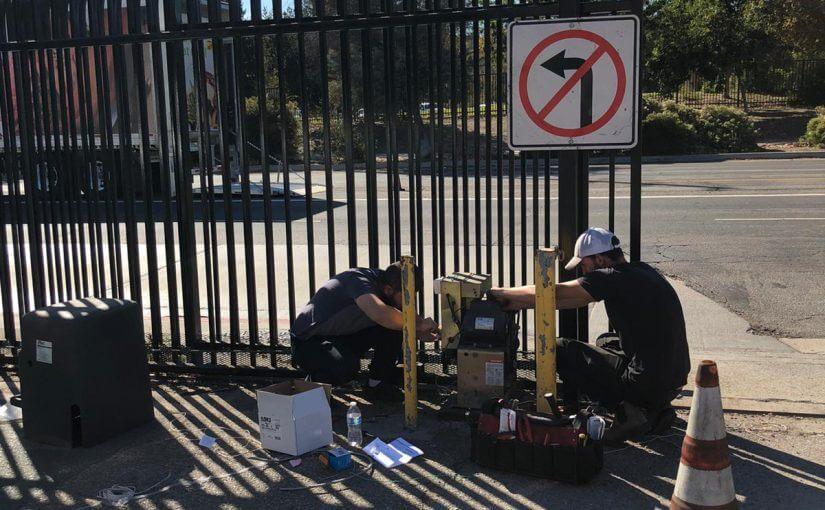 Our Gate Technicians
