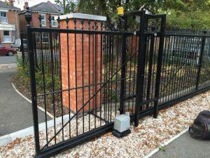 Gate repair near me